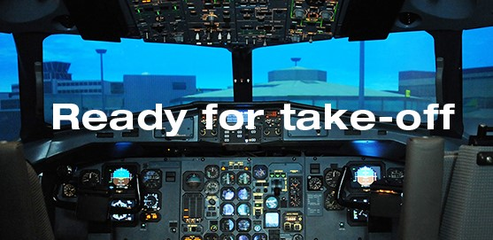 Breakfast Event – Ready for Take-Off