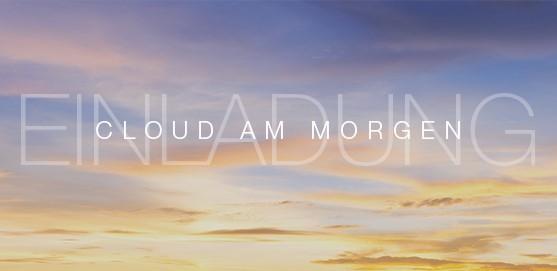 Cloud am Morgen – Security