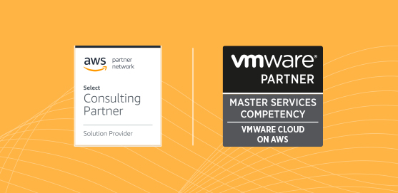 Erster VMware Cloud on AWS Master