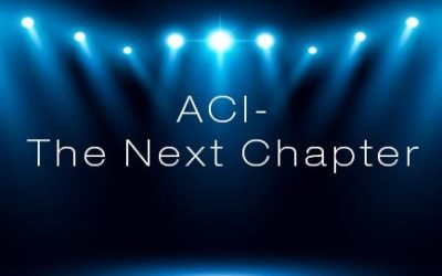 ACI Demo Event – The Next Chapter