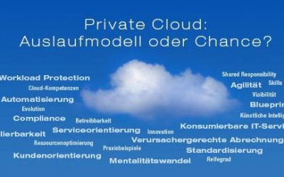 Breakfast Event – Private Cloud