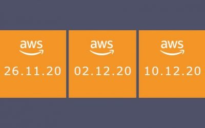 Webinar-Serie – AWS Go Beyond Switzerland