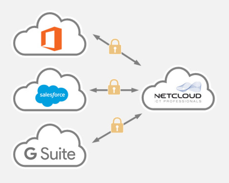 SaaS Backup Office365 GSuite Salesforce
