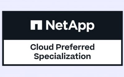 Erster NetApp Cloud Preferred Partner in der Schweiz